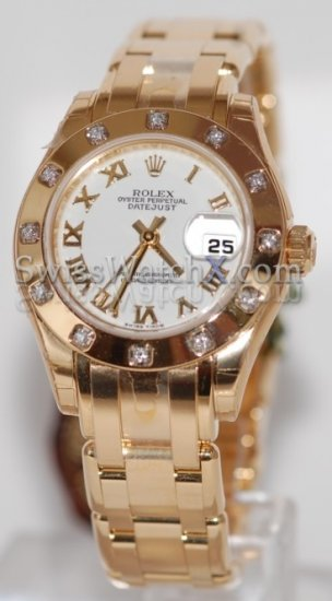 Rolex Pearlmaster 80.318