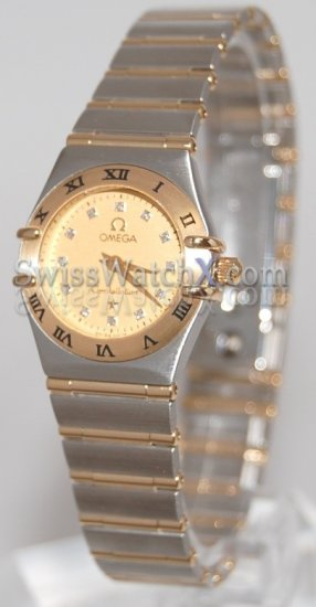 Omega Constellation Ladies Mini 1262.15.00