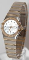 Omega Constellation Ladies Mini 1267.75.00