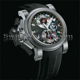 Graham Chronofighter Oversize Titanium Tackler