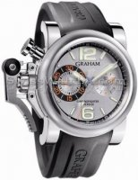 Graham Chronofighter Oversize 2OVAS.S01A.K10B