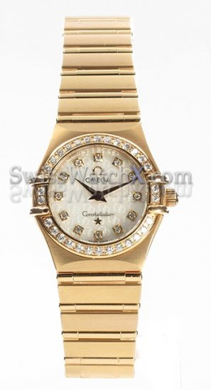 Omega Constellation Ladies Mini 1160.75.00