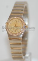 Omega Constellation Ladies Mini 1267.15.00