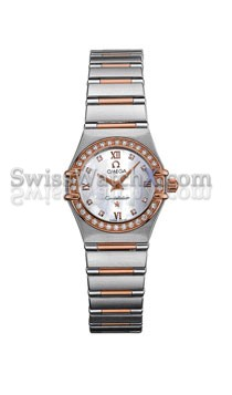 Omega Constellation Ladies Mini 1360.76.00